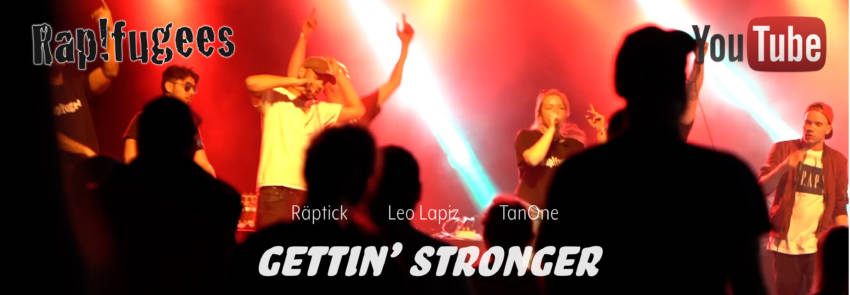 Gettin Stronger VideoreleaseHP-01